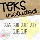 Grade 2 Math TEKS-Aligned Task Cards: Financial Literacy S