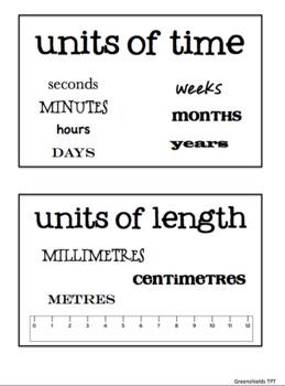 Grade 2 Math: Time Unit - Ontario Curriculum