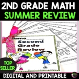 Grade 2 Summer Math Review