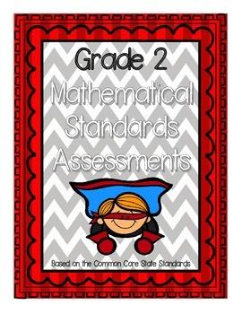 Grade 2 Mathematical Standards Assessments