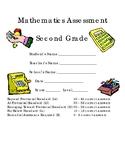 Grade 2 Mathematics Proficiency Assessment Tool