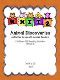 Grade 2 McGraw-Hill Wonders Unit 2 Leveled Reader Activities