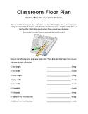 Grade 2 Measurement Classroom Floorplan Activity