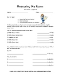 Grade 2 Measurement Take Home Assignment