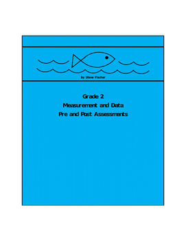Grade 2 Measurement and Data Assessment Bank