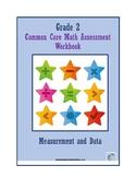 Grade 2 Measurement and Data Assessment Workbook