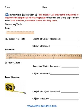 Grade 2 - Measurement and Data For Students with Visual Impairments