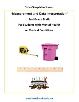 Grade 2 - Measurement & Data for Students w/Psychiatric or Medical Disabilities