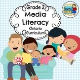 Grade 2 Media Literacy Ontario Curriculum