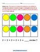 Grade 2 -  Michigan -  Algebraic Operations  - Common Core
