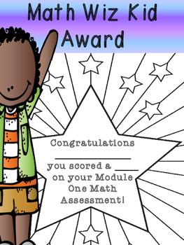 Grade 2 Module 1 END OF MOD ASSESSMENT
