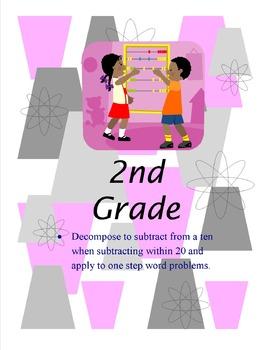 Grade 2- Module 1- Lesson 5 Math- Common Core