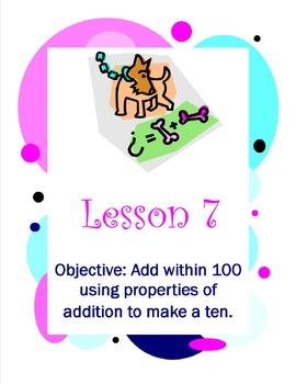 Grade 2- Module 1- Lesson 7 Math- Common Core