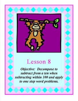 Grade 2- Module 1- Lesson 8 Math- Common Core