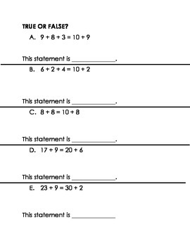Grade 2 Module 1 REVIEW WORKSHEETS before END OF MOD TEST