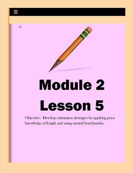 Grade 2- Module 2- Measurement- Lesson 5- Common Core