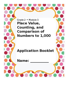 Grade 2 Module 3 Application Workbook