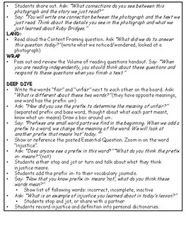 Grade 2, Module 3, Lessons 1-6 Wit and Wisdom