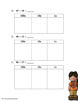 Grade 2 Module 4 Place Value Chips with bundling (regrouping)