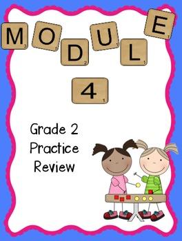 Grade 2,Math, Module 4 Practice