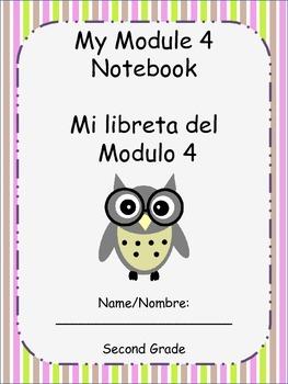 Grade 2: Module 4 Student Notebook (BILINGUAL)