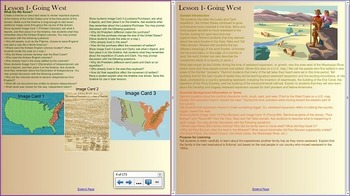 Grade 2- Domain 7- Westward Expansion- Common Core- Listening and Learning