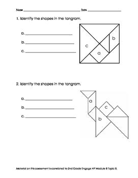 Grade 2 Module 8 Topic B Assessment