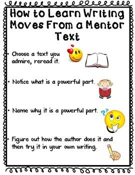 Grade 2 Narrative Writers Workshop Anchor Charts