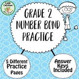 Number Bonds Practice - Grade 2