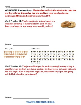 Grade 2 - Operations and Algebraic Thinking - For Gifted and Talented Students