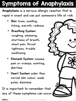 {Grade 2} Personal Safety and Injury Prevention Activity Packet
