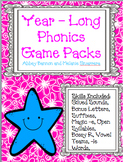 Grade 2 Phonics Games - For the Whole Year - MEGA Pack