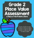 Grade 2 Place Value Assessment