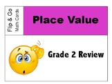 Grade 2  Place Value  (Numbers Operations in Base Ten) - 2