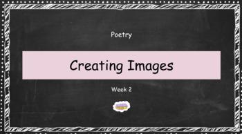 Grade 2: Poetry - Creating Images (Week 2 of 2)