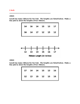 Grade 2 Pre and Post Assessment Sampler