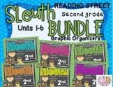 Grade 2 Reading Street SLEUTH Units 1-6 BUNDLE