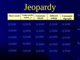 Grade 2 Reading Street Unit 1 Phonics Review Jeopardy