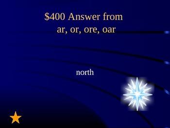 Grade 2 Reading Street Unit 2 Phonics Review Jeopardy