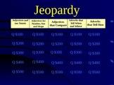 Grade 2 Reading Street Unit 4 Grammar Review Jeopardy