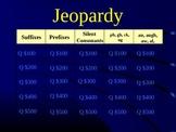 Grade 2 Reading Street Unit 5 Phonics Review Jeopardy