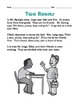 Grade 2 Common Core Reading: Two Rooms