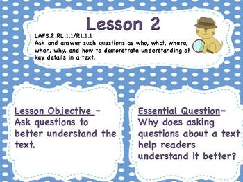 Grade 2 ReadyGen Unit 2 Module B Lessons 1-12