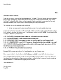 Grade 2 (SK Level 4) Core French Pizza Unit Parent Letter
