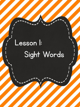Grade 2 Saxon Phonics Spelling Lists Lessons 1-34