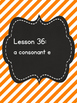 Grade 2 Saxon Phonics Spelling Lists Lessons 36-74