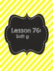 Grade 2 Saxon Phonics Spelling Lists Lessons 76-102