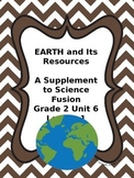 Grade 2 Science, Earth and Its Resources