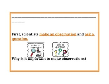 Grade 2 Science Fusion : Unit 1 Lesson 4 Think Like A Scientist