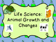 Grade 2 Science I Can Statement Posters (Half Page posters)